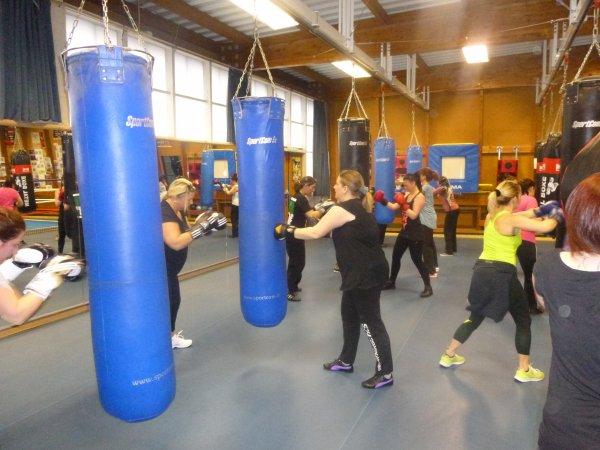 stage initiation boxe feminine du 26 mars 2015