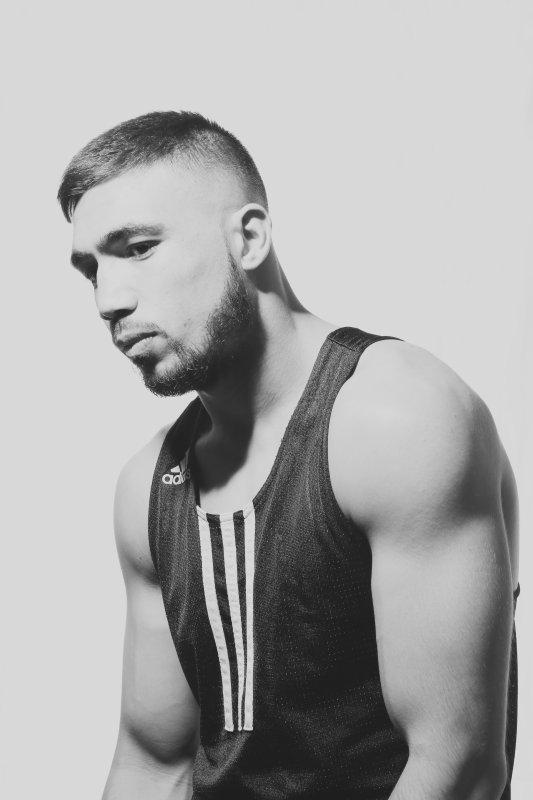 mehdi coco boxeur pro 67kg