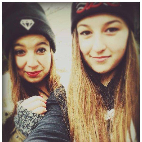 Morgane & Moi <3