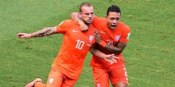 Les Pays-Bas qualifiés