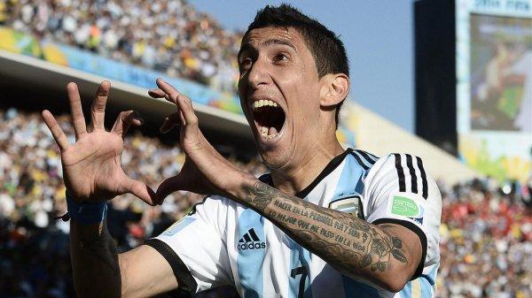 Et.. l'Argentine qualifiée !