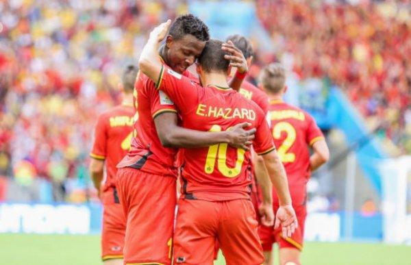La Belgique en quart de finale !