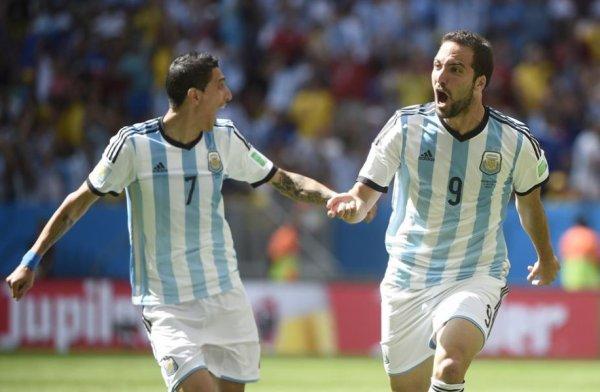 L'Argentine en demi-finales !