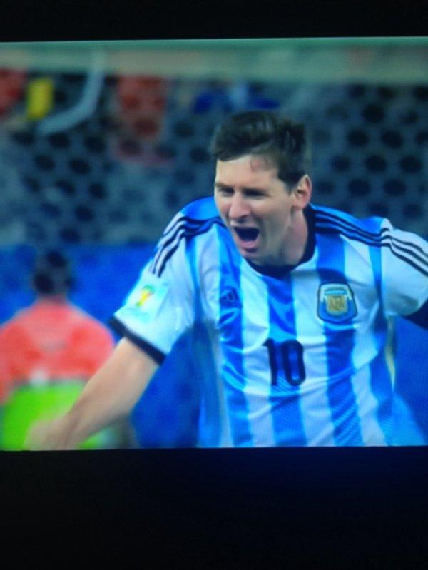 L'Argentine qualifiée pour la finale