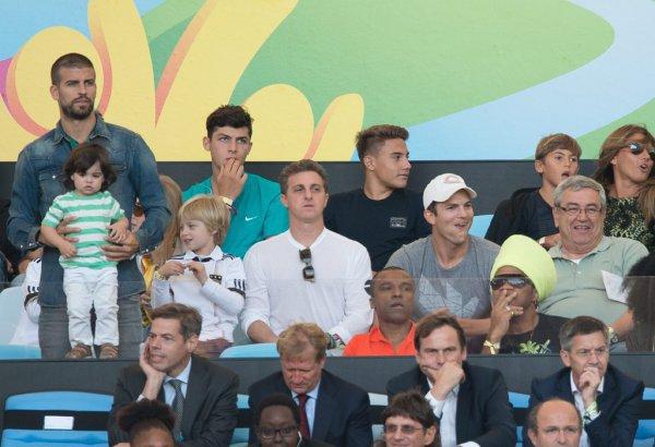 ALLEMAGNE - ARGENTINE : les stars présents pour la finale du Mondial 2014 !