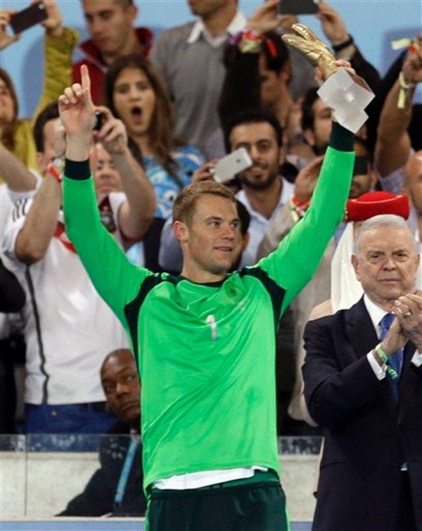 Les chiffres du Mondial 2014 qui ont marqué l'Histoire !