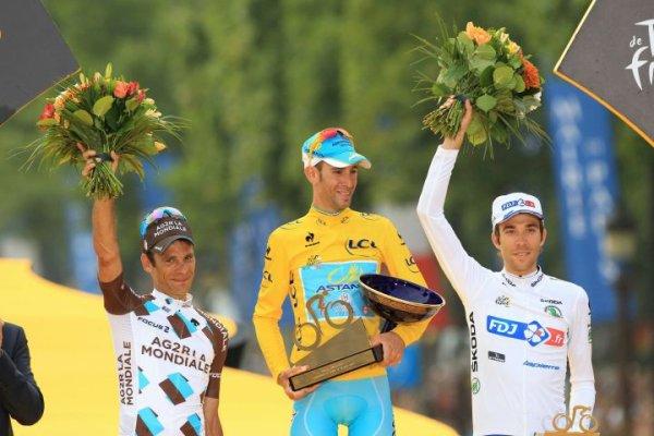 Vincenzo Nibali remporte le Tour de France !