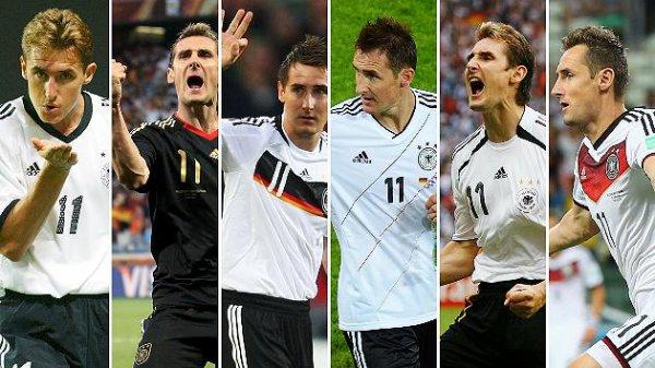 Klose et Drogba stoppent leur carrrière internationale !