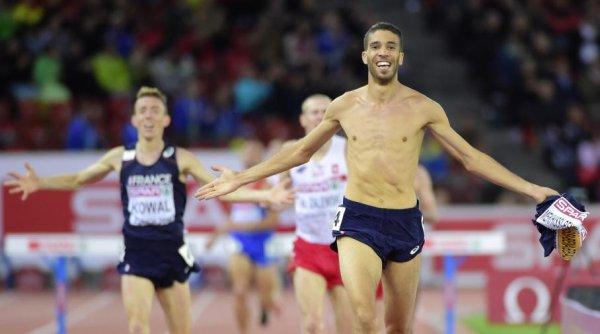 Athlétisme: Mekhissi gagne la médaille d'or puis la perd !