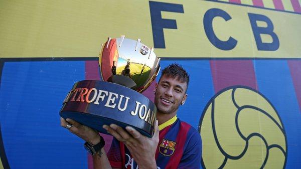 Le FC Barcelone remporte le Trophée Joan Gamper !