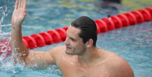 Natation: Florent Manaudou en or !