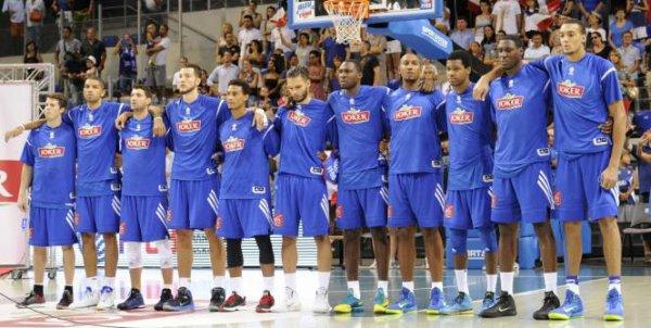 Les basketteurs rebondissent !