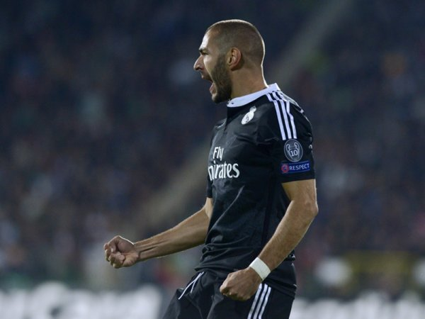 Benzema offre la victoire au Real Madrid