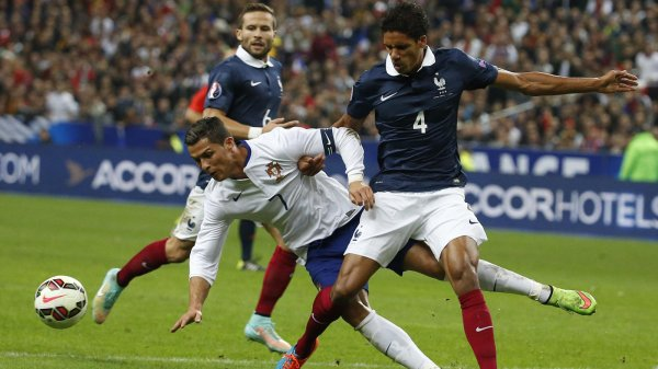 L'équipe de France s'impose face au Portugal
