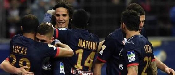 Classico : le PSG gagne 2 à 0