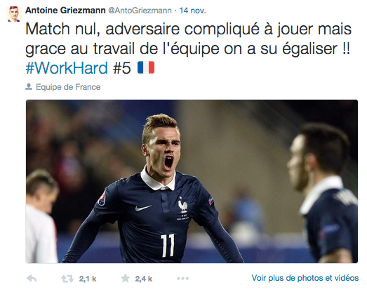 France - Albanie : match nul