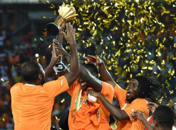 La Côte d'Ivoire, championne d'Afrique