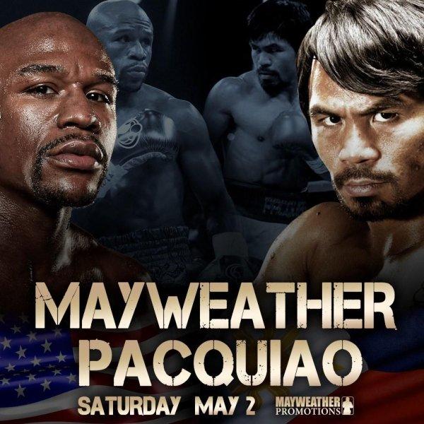 Mayweather - Pacquiao: Le combat du siècle