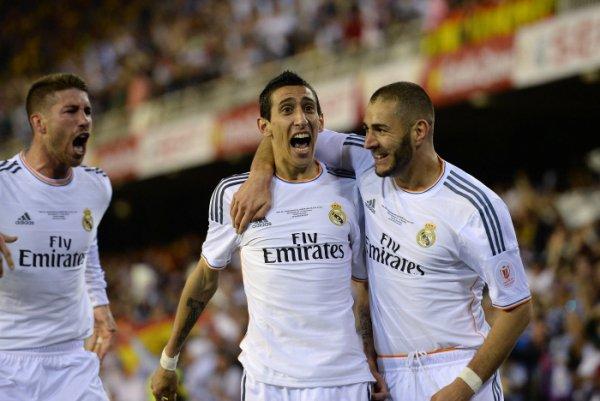 LIGUE DES CHAMPIONS: 1ers matchs des demi-finales