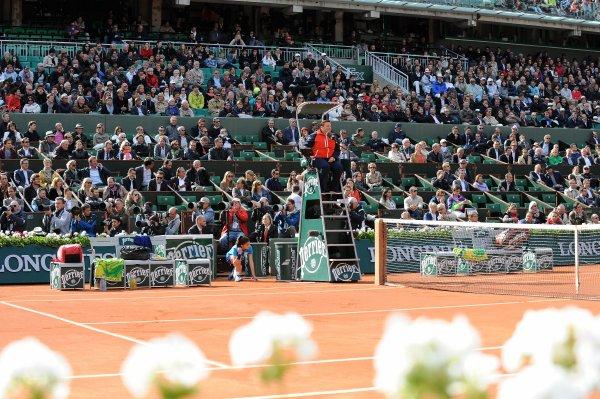 Perrier - Roland Garros: Une histoire qui dure