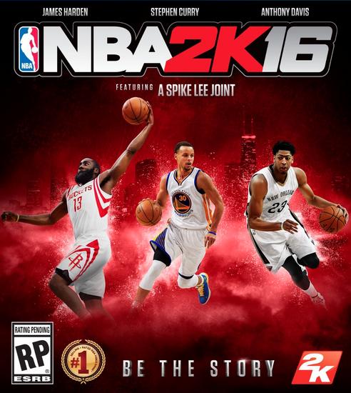 NBA2K16 est enfin disponible