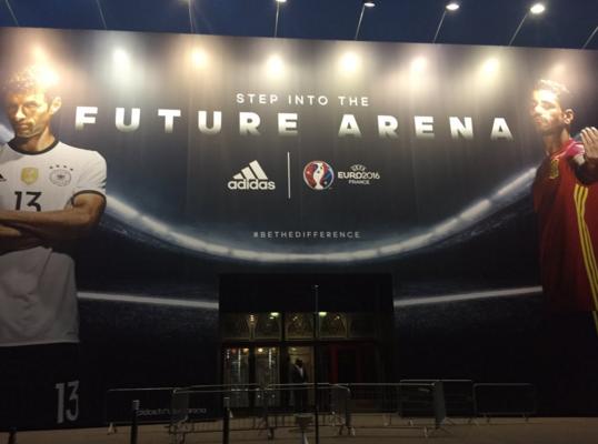 Future Arena - 1er Stade Digital