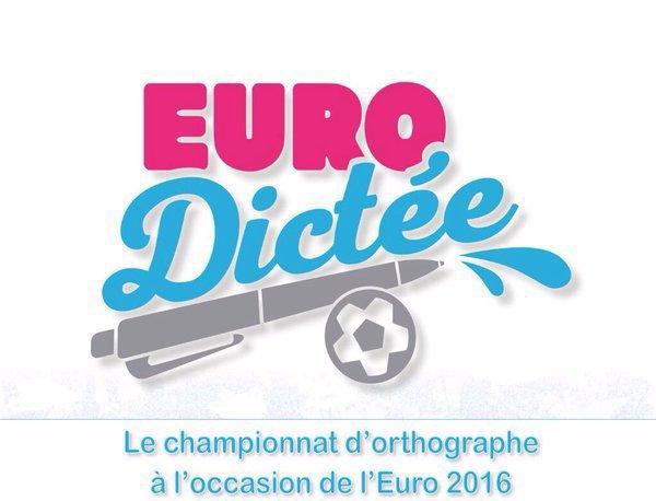L'Eurodictée, c'est parti !