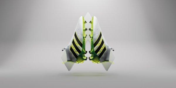 Adidas présente la gamme Speed of White