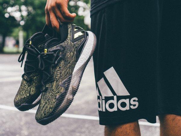 Découvre les Adidas Crazylight 2016 PE