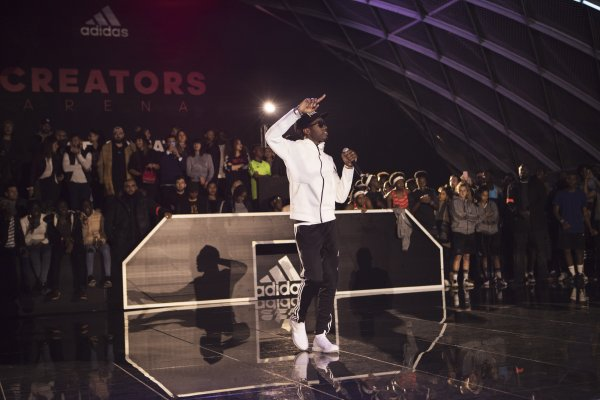 Adidas Creators Arena