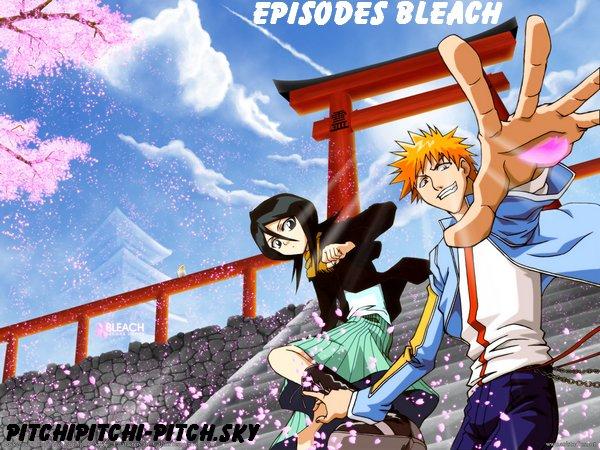 Episodes Bleach