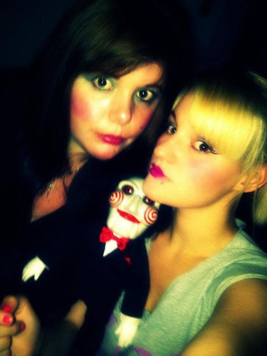 *** les crazy dolls kelly et lola ***