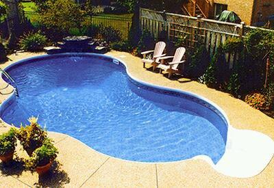 Ah ma piscine
