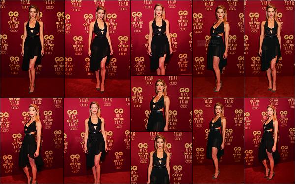 15/11/17 - Amber Heard s'est rendue à la cérémonie des Women of the Year Awards par GQ à Sydney. Encore une robe tout simplement sublime et qui lui va parfaitement, elle était signée Mugler, C'est un vrai coup de coeur pour ma part!