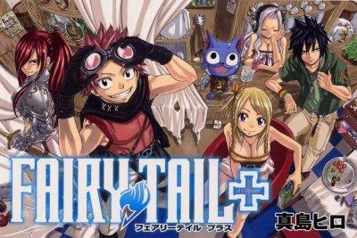 Une dernière pour la route : Fairy Tail