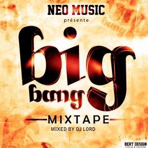 NEO-MUSIC974 vous presente la compilation Big Bang Mixtape