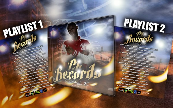 La compilation CB Records vol.2 disponible maintenant^^