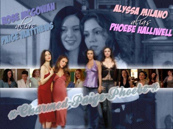 Présentation de Phoebe et Paige