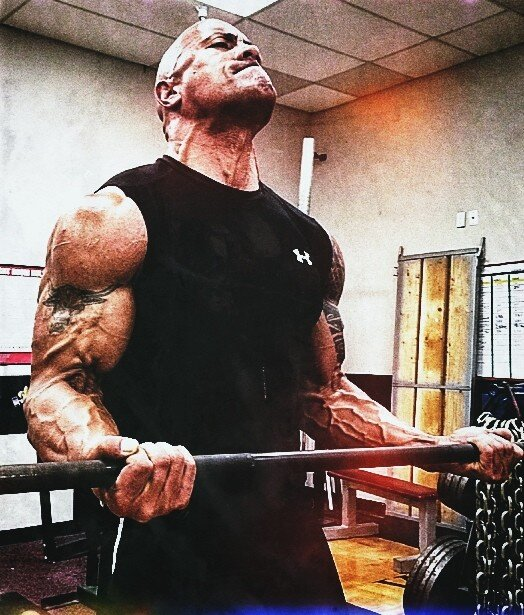 "dwayne ""the rock"" johnson <3"