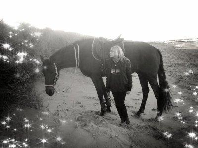 il est bien plus qu'un cheval est c'est bien plus que de l'amour