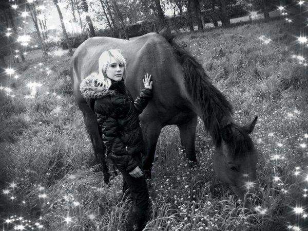 L'équitation est le seul sport individuel qui ce pratique à deux