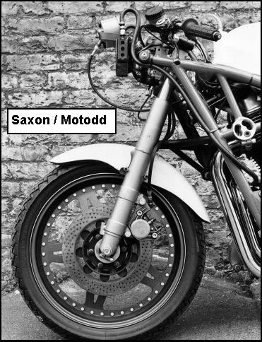 Systeme SAXON / telever BMW