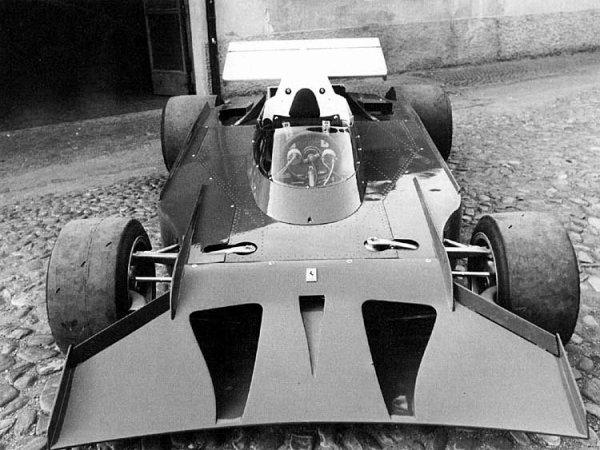 "Think Differently : Ferrari 312 B3 ""Spazzaneve"" 1972"