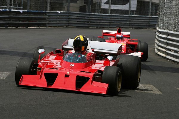 "Think Differently : Ferrari 312 B3 ""Spazzaneve"" 1972"