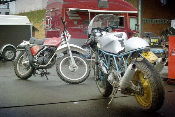 Ducati 125 regolarita