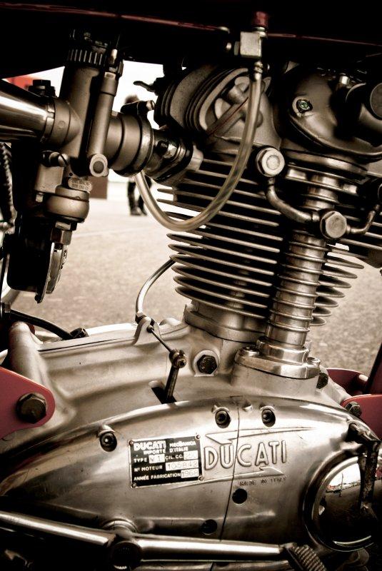 Ducati 250 mono 1968