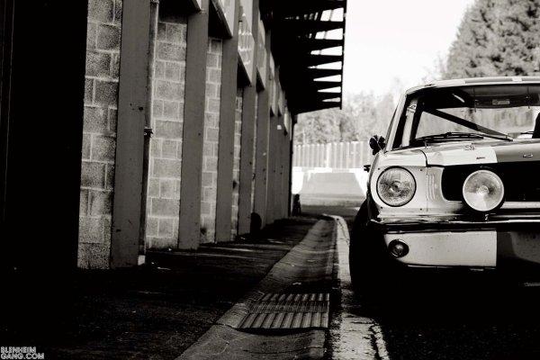 Nostalgia : Mustang à Franco...