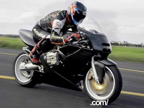 BMW  R1, superbike et desmodromique...