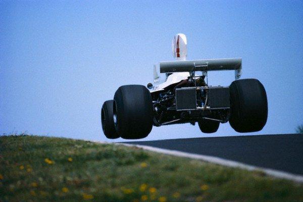 Quand la formule 1 était spectaculaire....