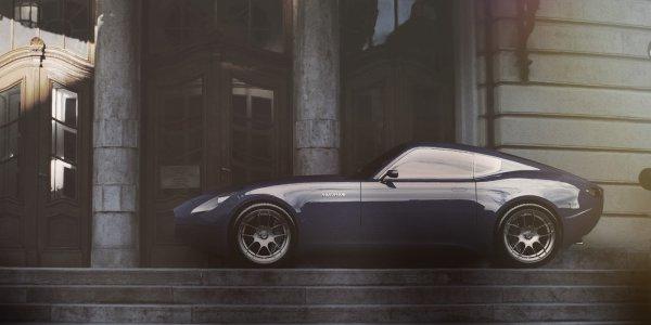 A new Type E concept, by Varga..